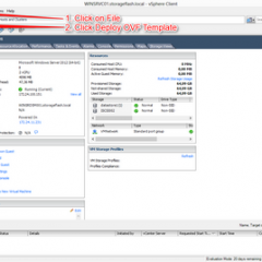 Deep Security 9 Part 1: Installing the vShield Manager and Endpoint